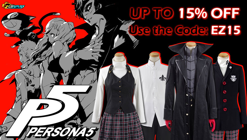 Persona 5 Costumes on Sale