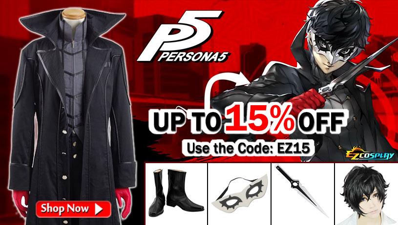 Persona 5 Joker Costumes on Sale