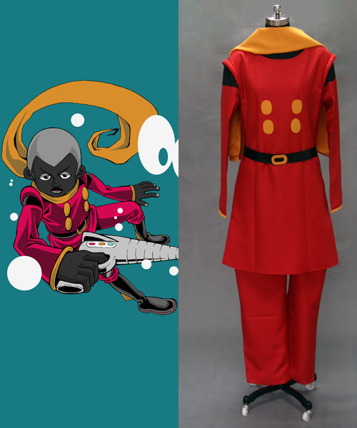 Pyunma of Cyborg 008 cosplay costume