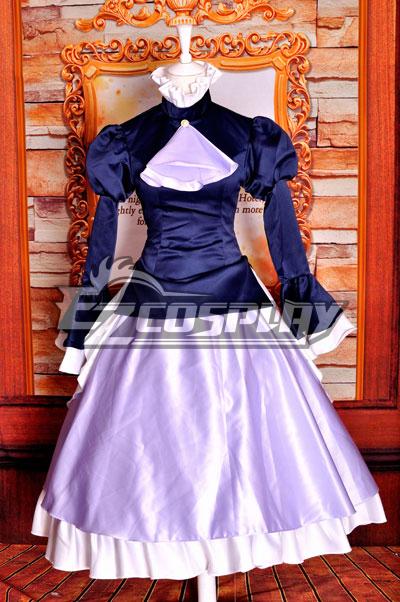 RESERVoir CHRoNiCLE-Sakura Formal Dress Cosplay Costume