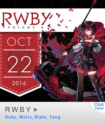 RWBY Volume 4 Cosplay Costumes On Sale