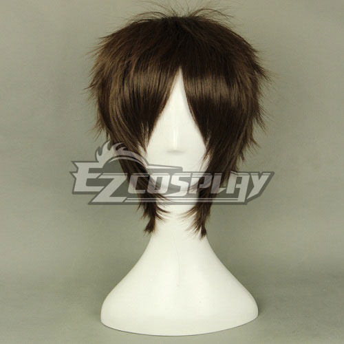 Image of Attack on Titan Shingeki no Kyojin Advancing Giants 104th Trainees Squad Survey Corps Eren Yeager Eren Yega Eren Jaeger Short Black Gair Cosplay Wig
