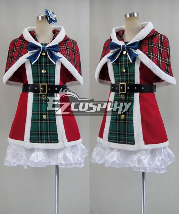 Love Live! UR Sonoda Umi Christmas Cosplay Costume