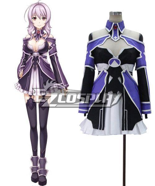 Sword Art Online Infinity Moment Strea Cosplay Costume
