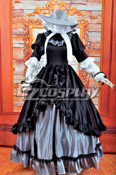 Steampunk Dresses | Women & Girl Costumes Gostick-Victorique Longuette Lolita Cosplay Costume $147.99 AT vintagedancer.com