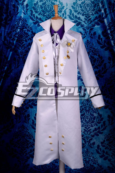 Black Bulter-Charles Grey Cosplay Costume