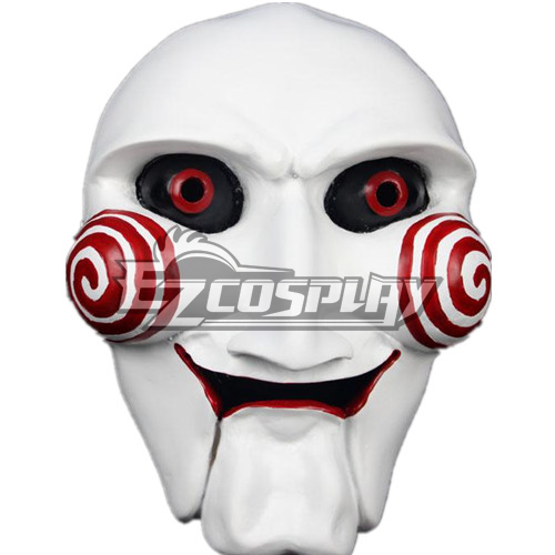 Saw Cosplay Mask