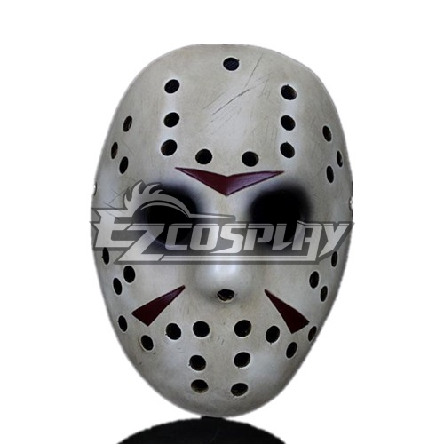 Image of Jason Cosplay Mask From Freddy Vs. Jason