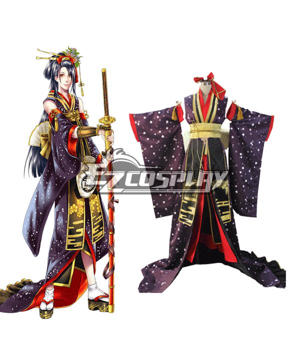 Image of Touken Ranbu Jiro Tachi Cosplay Costume