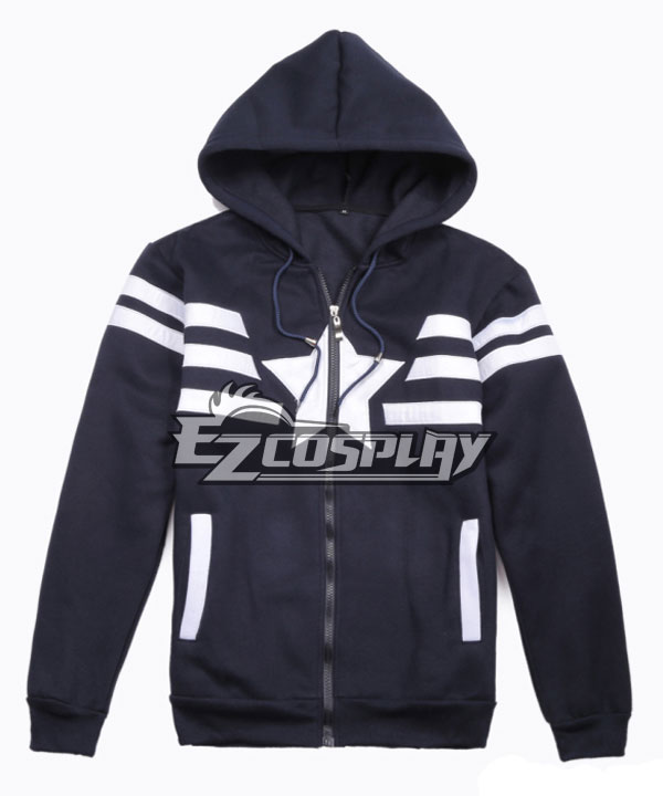Captain America The Avengers S.H.I.E.L.D. Fleece Jackets Spring amd Autumn Cosplay Hoodie Comic Related Product Animation Around Cosplay