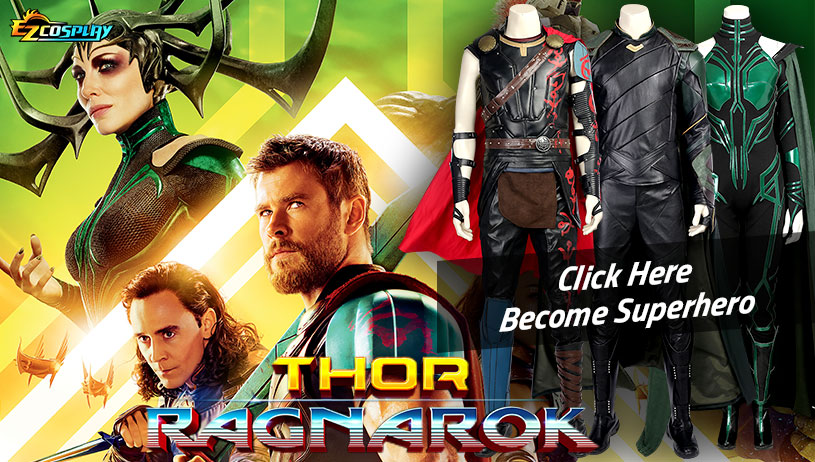 Thor Ragnarok Costumes On Sale