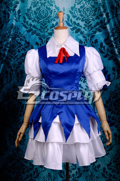 Touhou Project Scarlet Weather Rhapsody Lolita Cosplay Costume