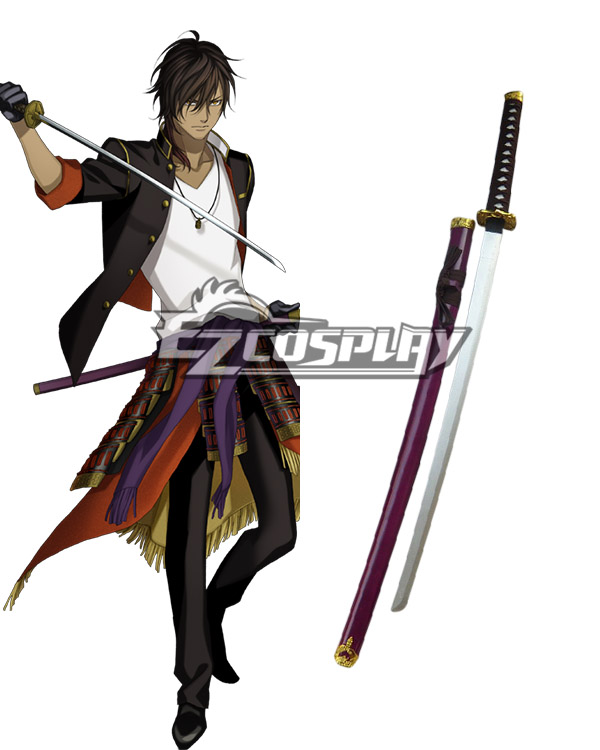 Touken Ranbu Ookurikara Cosplay Sword Weapon Prop