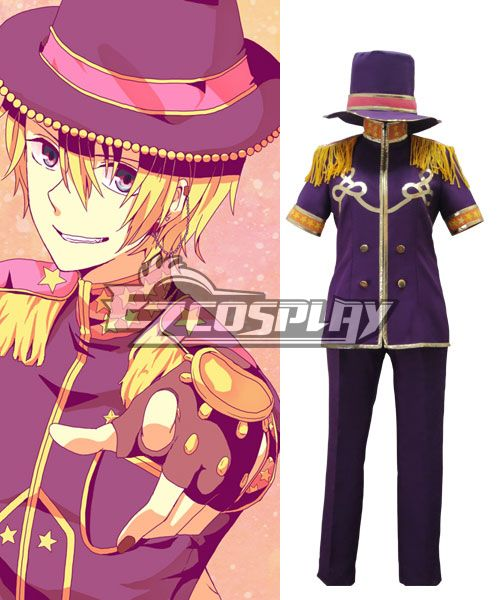 Uta no Prince-sama Kurusu Sho Singing Cosplay Costume 1144