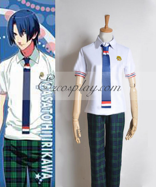 Uta no Prince-sama Saotome Summer Uniform Cosplay Costume