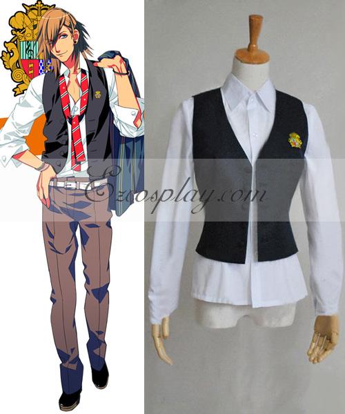 Uta no Prince-sama Saotome Uniform Vest Cosplay Costume