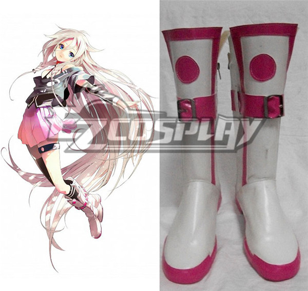 Image of Vocaloid 3 Library IA Cosplay Boots