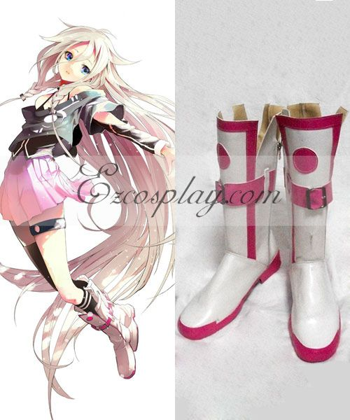 Image of Vocaloid 3 Library IA Cosplay Shoes