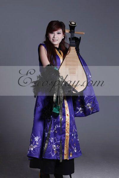 Vocaloid Brake Yuet Kamui Cosplay Costume-Advanced Custom