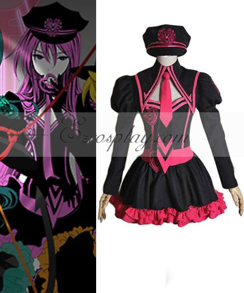 Anime Costumes EVO0070 VOCALOID Love Philosophia Luka Cosplay Costume