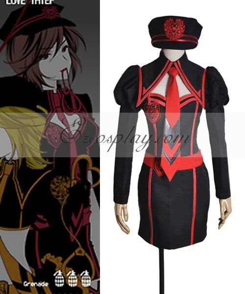 VOCALOID Love Philosophia Meiko Cosplay Costume