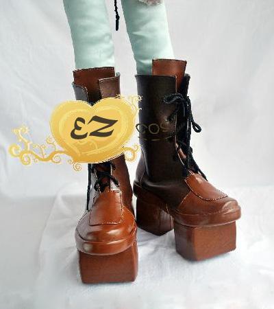Vocaloid Senbonzakura Miku Cosplay Shoes