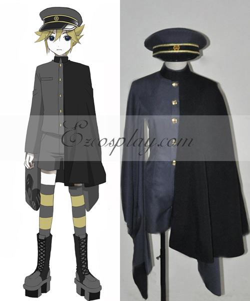 Vocaloid Thousand Cherry Tree Kagamine Len Cosplay Costume