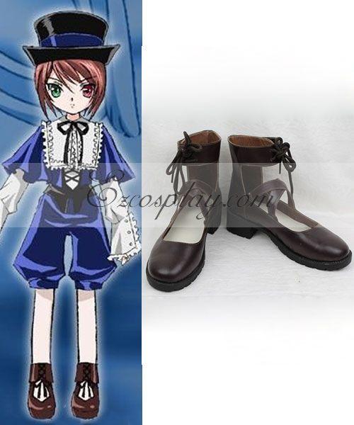 WM Rozen Maiden Souseiseki Cosplay Shoes