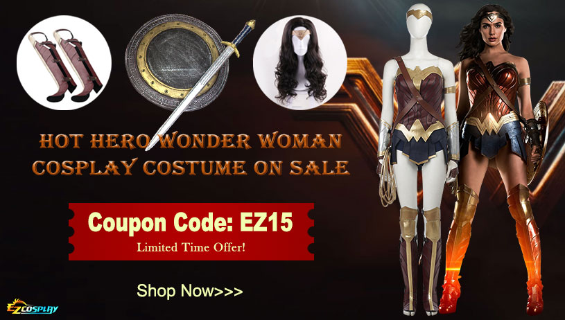 Wonder Women Items on sale