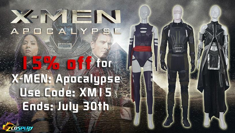 X-MEN costume  on Sale