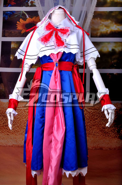 Ruler Castlevania Alice Cosplay Costume