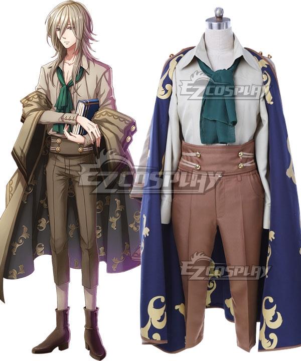 Yume 100 Sleeping Princes & The Kingdom Of Dreams Haku Cosplay Costume