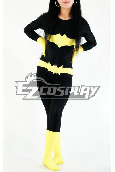 DC Batgirl Casual Wear Cosplay Costume