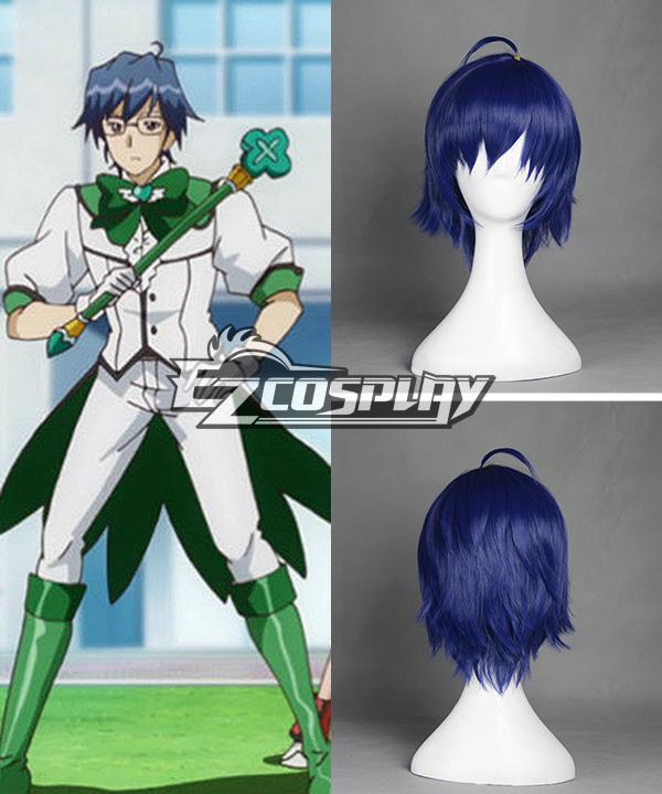 Cute High Earth Defense Club LOVE! Atsushi Kinugawa Cosplay Wig