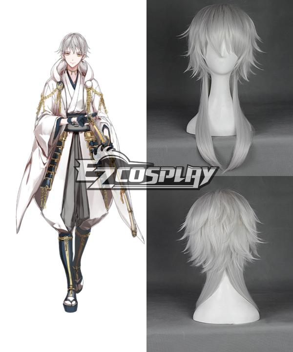 Touken Ranbu Tsurumaru Kuninaga Cosplay Wig