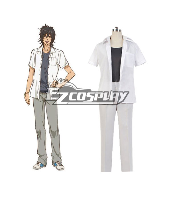 Wolf Girl and Black Prince Takeru Hibiya  Cosplay Costume None
