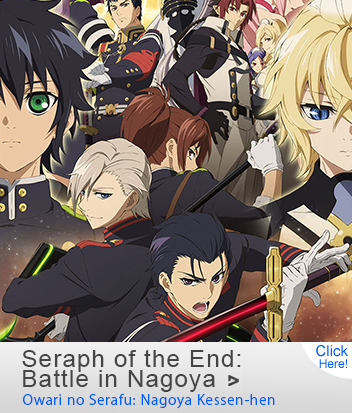 Seraph of the End Costumes