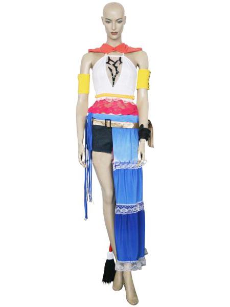yuna costume: