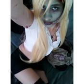 Zombie panty